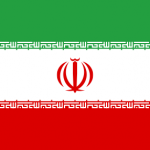 The Iranian Flag, flag of Iran