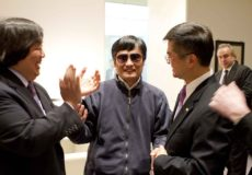 Chen Guangcheng Calls Rule of Law  Essential in China for Human Rights