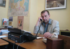 Russian Physicist and Human Rights Activist Beaten at his Moscow Office