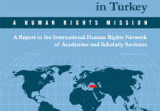 International Human Rights Science Network Calls for Release of Eight Turkish Colleagues