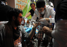 Criminal, Legal, and Administrative Restrictions Aim At Limiting Turkish Doctors in Aiding Injured Protesters