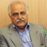Mohammad Hossein Rafiee Fanood, a retired chemist, imprisoned in Iran