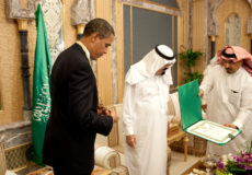 President Obama: Demand that Saudi Arabia Release Badawi and al-Qahtani