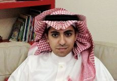 Raif Badawi Still In Jail in Saudi Arabia for Critical Blog