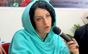 Narges Mohammadi Furloughed for Three Days to See Ill Father
