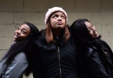 Three African-American Female DC High School Science Students Confronted with Racism in NASA Science Contest