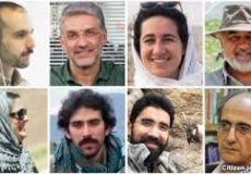 Environmentalists in Iran Arrested for Use of Standard Equipment, Charged as Spies