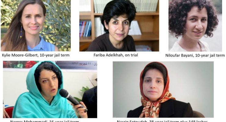 Committee of Concerned Scientists' Co-Chair Highlights Egregious Treatment Received by Female Scholars Behind Prison Walls in Iran